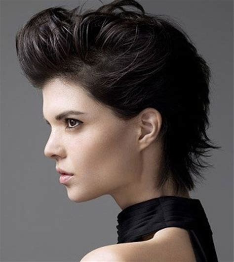 short hair rocks pictures of short trendy haircuts short hairstyles 2017