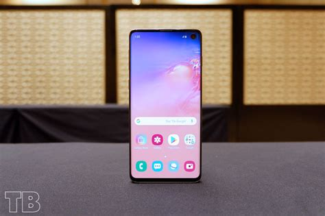 Samsung Galaxy S10 6 1 by Samsung Galaxy S10 Finally Official Features Rear Cameras 6 1 Inch Curved Display