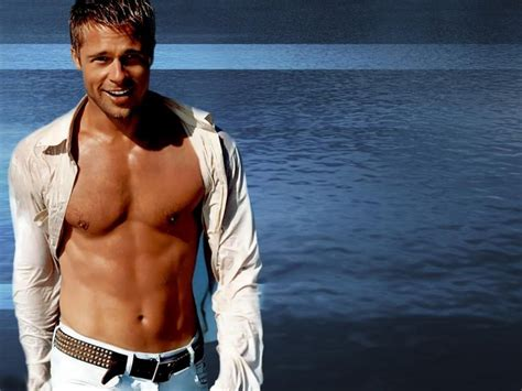 sedere perfetto uomo brad pitt is just handsome android wallpapers for free