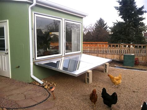 Sustainable House Plans the chicken coop greenhouse combo ceres greenhouse