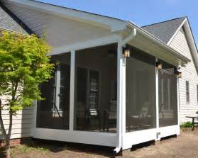 Home Decor Companies by Screened Porch Ideas