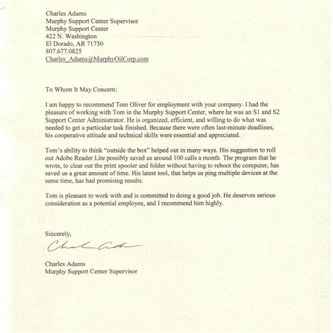 8 professional reference letter template sales report template