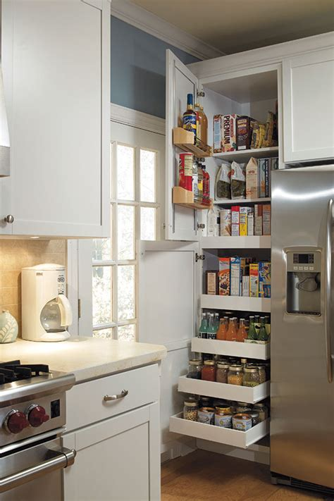 small kitchen pantry cabinet the 24 quot pantry supercabinet with so much storage packed