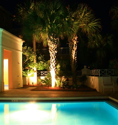 Residential Landscape Lighting Company Northwest Florida Landscape Lighting Company