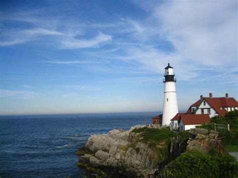 maine air bnb coastal home by portland headlight houses for rent in