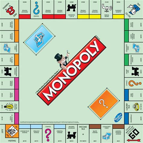 printable board game boards monopoly game board printable library books pinterest