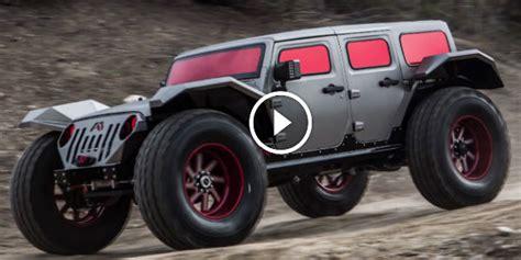 jeep wrangler  jay leno   nuclear explosion