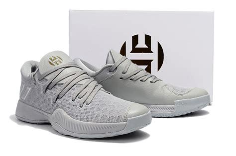 Adidas Jam 2 0 Basketball Shoes Light Grey Original adidas harden vol 2 light gray sneakers for sale new yeezy boost