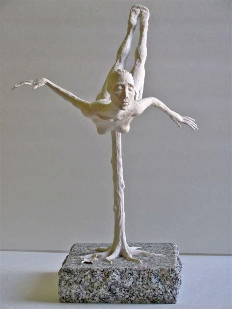 How To Make Paper Mache Sculptures - a reworked sculpture erika takacs sculpture