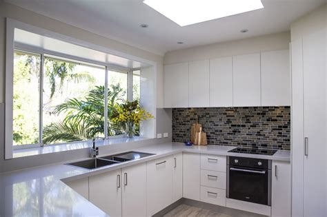 Kitchen Makeovers In Canberra Granite Transformations Kitchen Remodelling Before