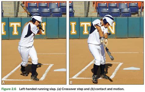 best right handed swing in baseball softball skills drills running slap gives left handed