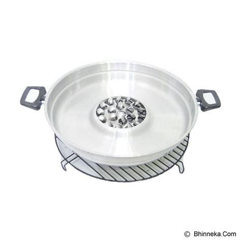 jual makcook magic roaster pro panggangan bbq 34cm white
