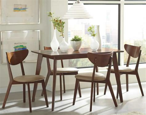 retro dining room sets affordable furniture stores mid century dining set