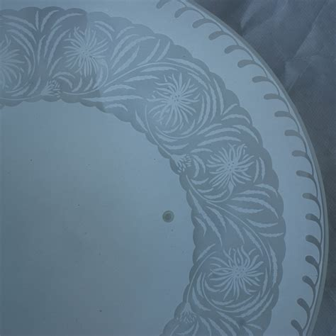 Glass Ceiling Light Shades by 2 Deco Glass Ceiling Light Shades White Ebay