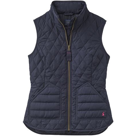 Womens Quilted Gilet by Joules Womens Honour Quilted Gilet Ebay