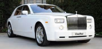 Phantom Rolls Royce White Sports Cars Rolls Royce Phantom White Wedding Pictures