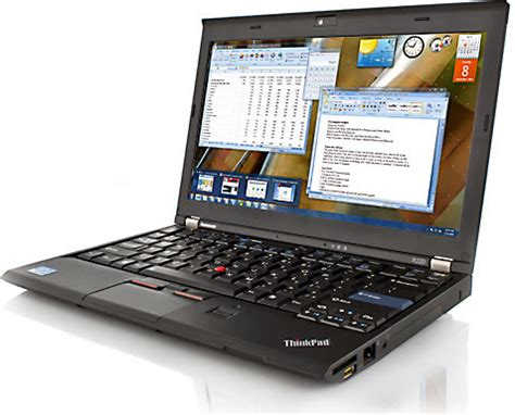 lenovo thinkpad x220 laptop review | review compare technology