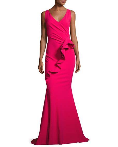 Keke Tunic chiara boni la robe keke sleeveless ruffle mermaid