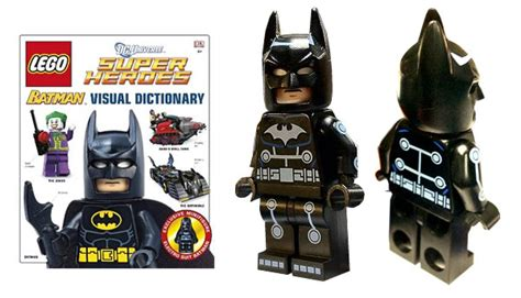 New Lego Batman Bat Reggae Suit Minifig Dc Minifigure From 70923 dc heroes batman visual dictionary with exclusive