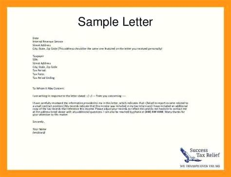 Explanation Letter Due To Sickness letter of explanation letter letter of