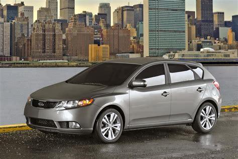 Kia Cars York Kia Debuts Forte Five Door Hatchback In New York