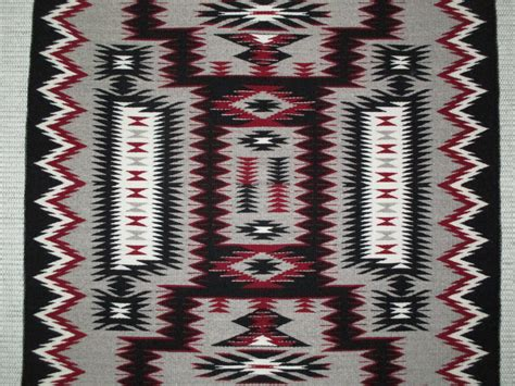 rug weaving patterns navajo pattern rug by american navajo indian weaving artist ruby winkle