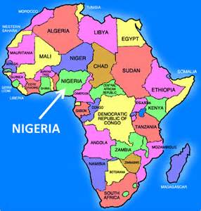 Lagos Africa Map by Lagos Africa Map Submited Images Pic2fly