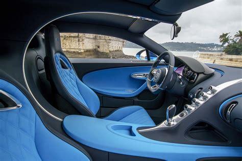 bugatti chiron interior bugatti chiron 2018 primer manejo motor trend en espa 241 ol