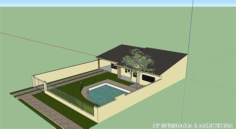 agua para casa plantas de casas meia agua 2 quartos