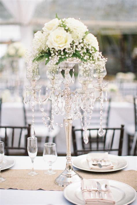 wedding centerpieces extravagant  simple