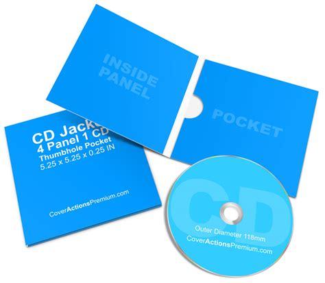 Cd Pocket Template