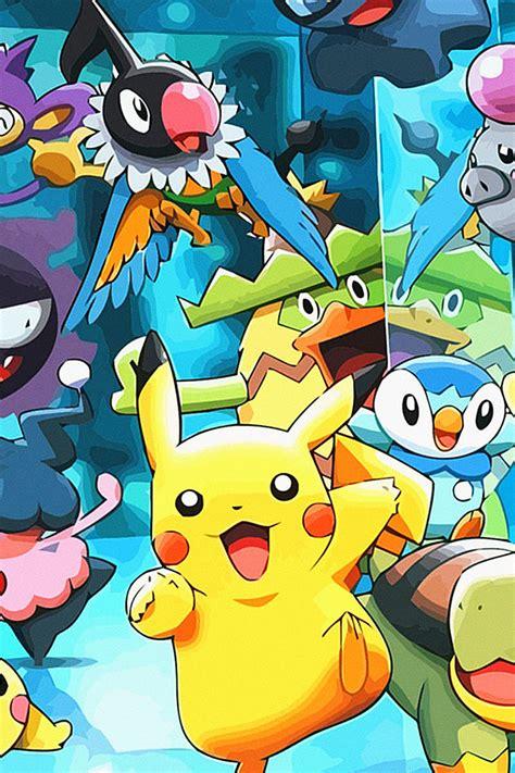 freeios pikachu pokemon parallax hd iphone ipad wallpaper