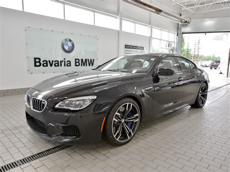 new bmw m6 2018 new 2018 bmw m6 gran coupe coupe in edmonton 18m67573