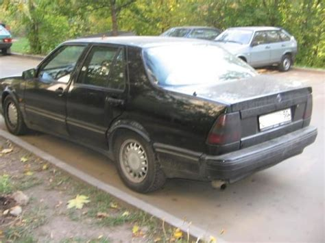 car owners manuals for sale 1994 saab 9000 engine control 1994 saab 9000 cde pictures 2300cc gasoline ff manual