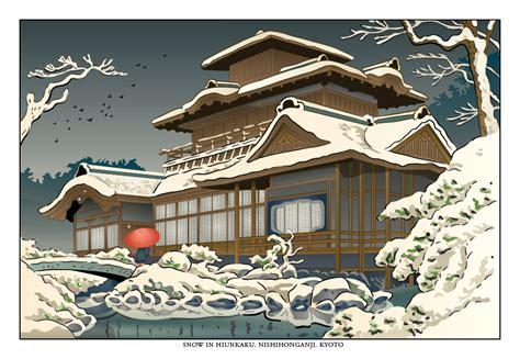 Modern House Designs ukiyo e vii by sahua on deviantart