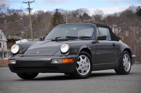 1991 porsche 911 946 carrera 4 cabriolet for sale