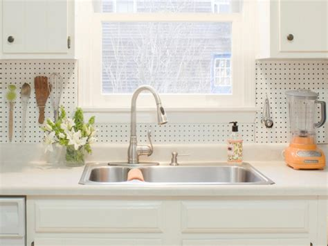 backsplash storage diy kitchen backsplash ideas