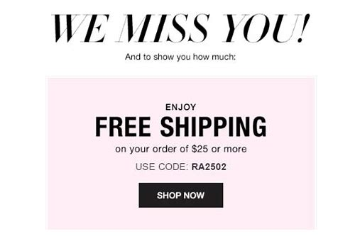 avon mark coupon code