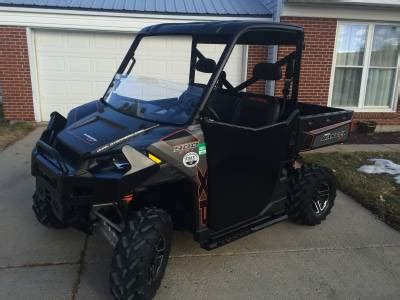 2014 polaris ranger xp for sale : used atv classifieds