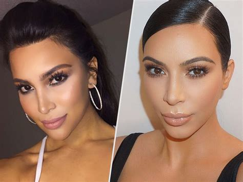kim kardashian and every celebrity looked like a couch kim kardashian meet her look alike kamilla osman people com