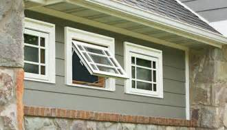 awning windows wood fiberglass vinyl awning windows