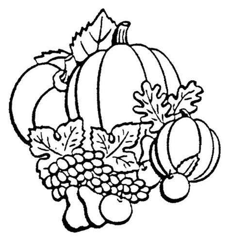 pumpkin coloring page coloring town