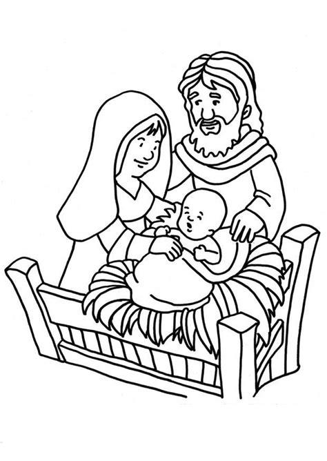 imagenes del nacimiento de jesus para descargar dibujo para colorear nacimiento de jes 250 s img 18661