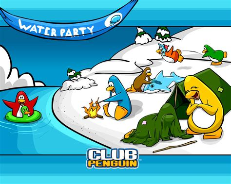 Cp Pinguin c p water club penguin photo 1553192 fanpop