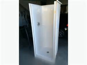 30x30 shower stall outside nanaimo parksville qualicum