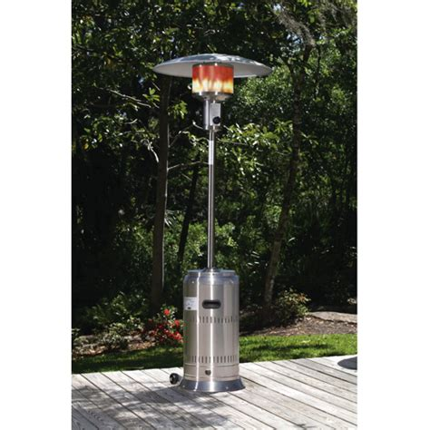 Paramount Propane Patio Heater L10 Ss Pp Stainless Paramount Patio Heaters