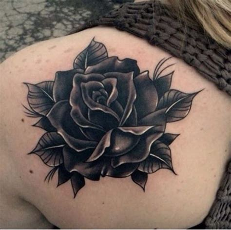 black rose tattoo redcliffe 25 best black tattoos ideas on black