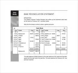 sample bank statement template 13 free documents