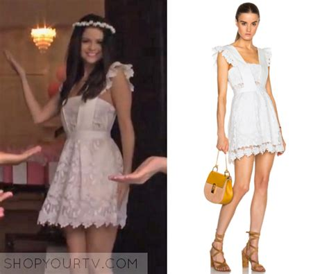 Neighbours Wardrobe by Shop Your Tv Neighbors 2 Madison S White Lace Dress