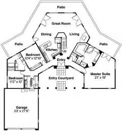 Mediterranean Floor Plans With Courtyard by Mediterranean Floor Plans With Courtyard For My House